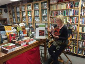 Carole T. Beers bookstore photo