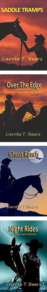 Pepper Kane Mysteries